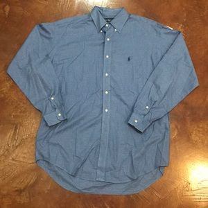 Ralph Lauren Button Down Vintage Excellent Cond.